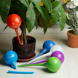 Автополив комнатных растений. Автоматический полив вазонов комнатных растений от 220В