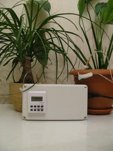 Автополив комнатных растений комнатных растений от 220В